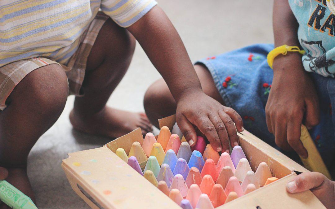 Children's activities for summer