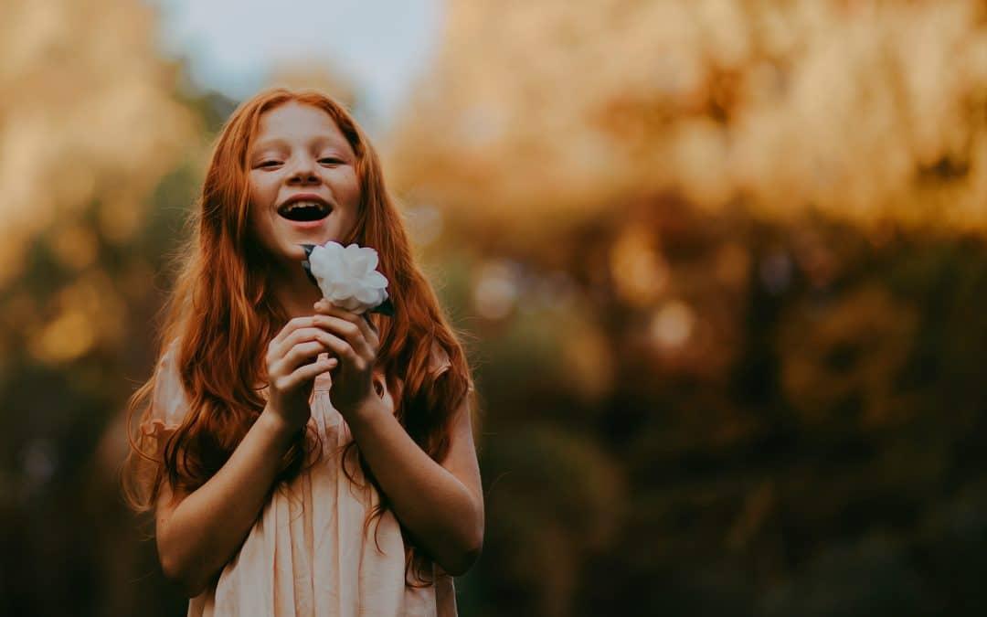 Gardening for Children – nurture your child with nature