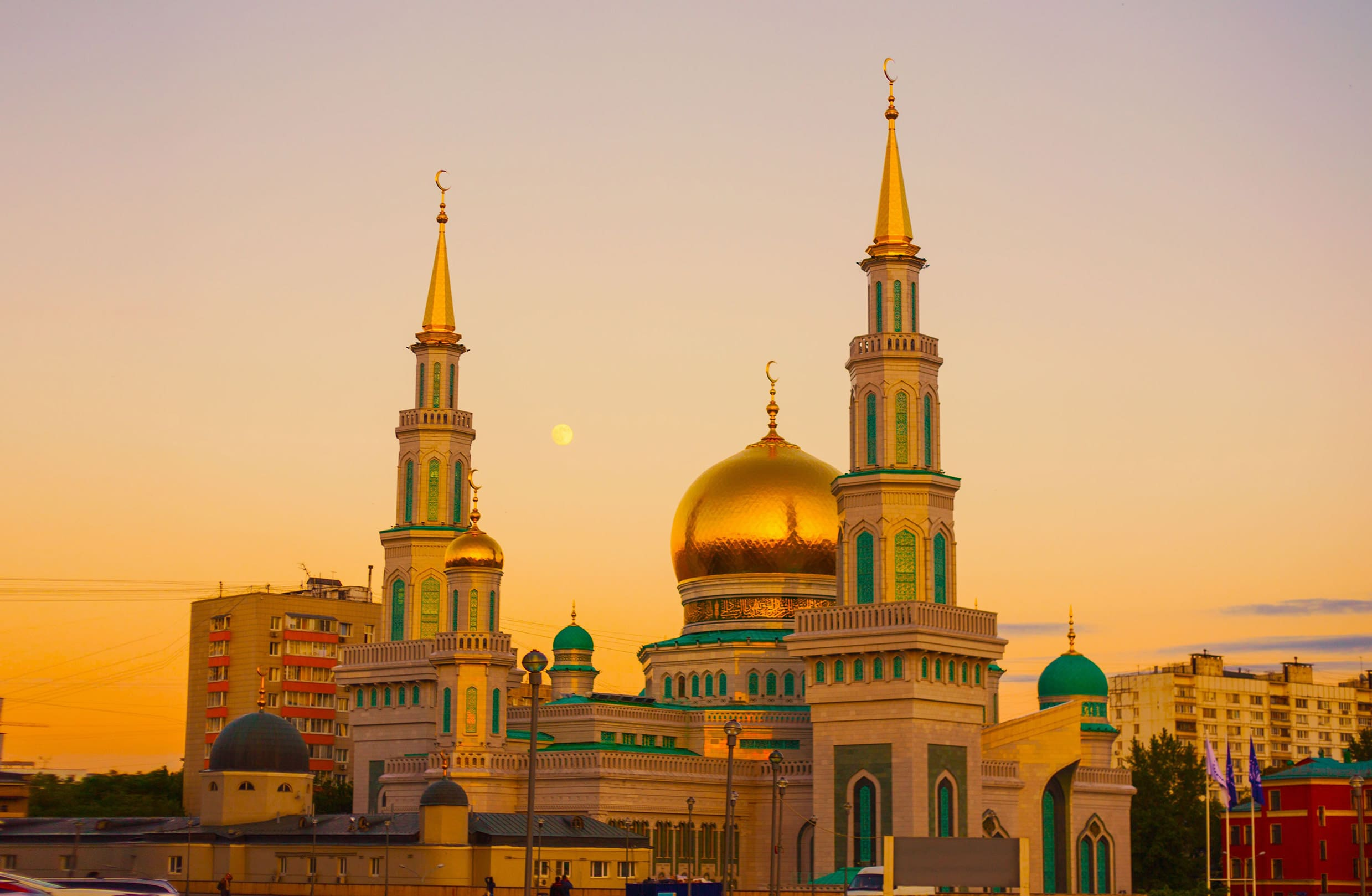 moscow mosque