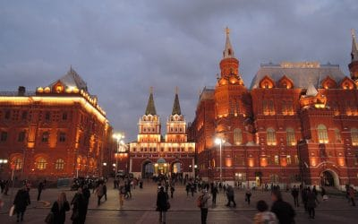 Experienced baby nanny required in Moscow – GBN195