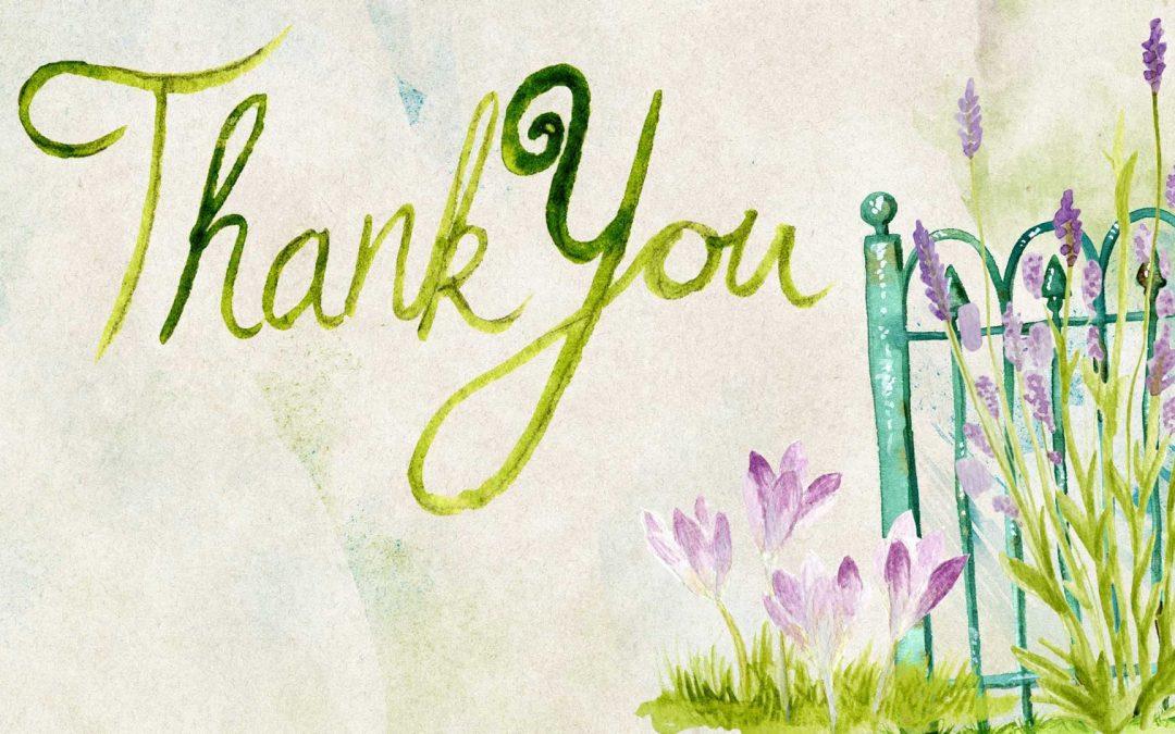 8 Ideas to Encourage an Attitude of Gratitude in Your Children