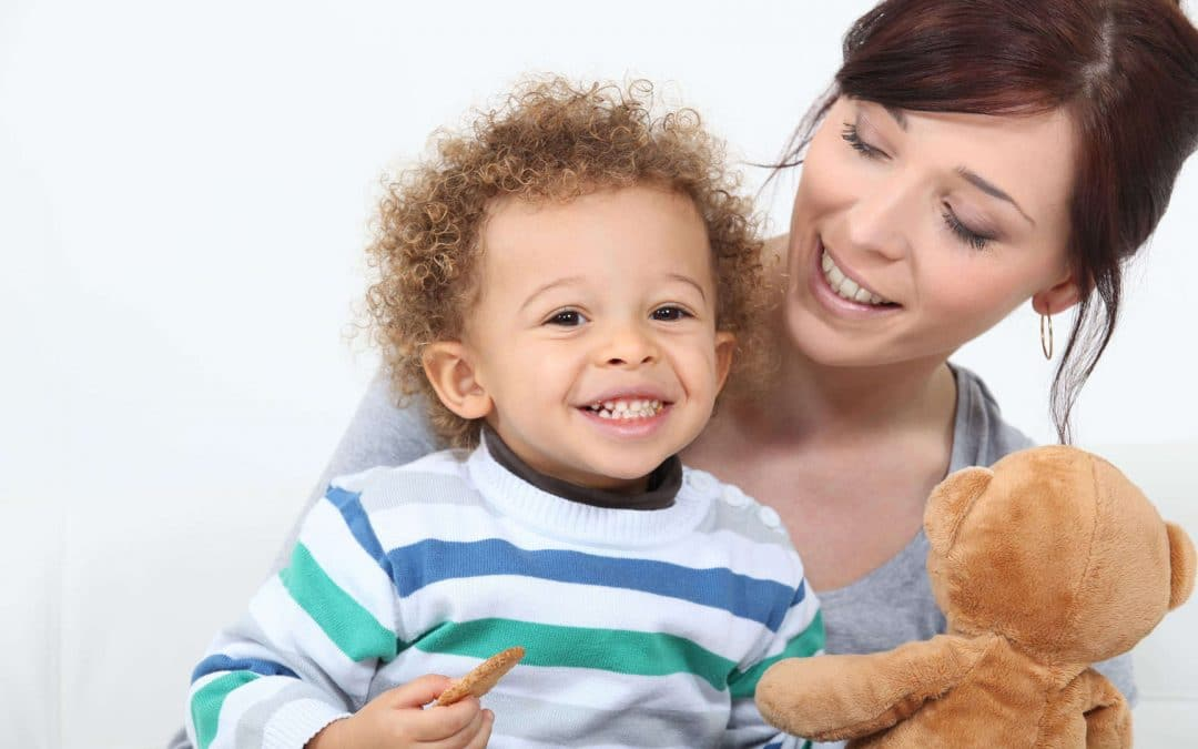 The Magic that Happens When You Love Your Child Unconditionally