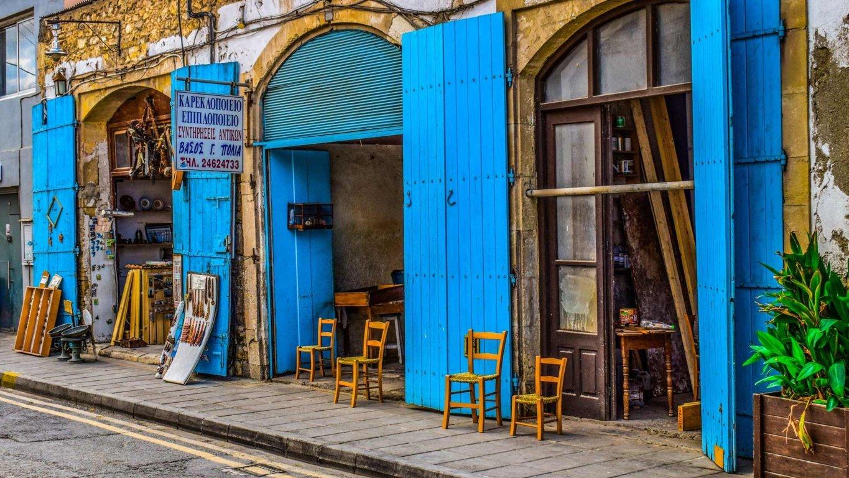 cyprus city street