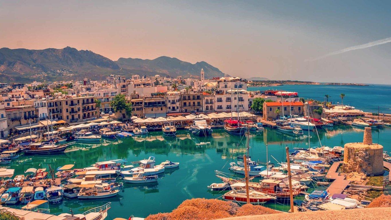 Kyrenia in Cyprus