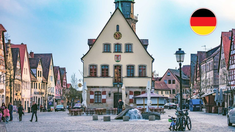 Kaiserslautern Square