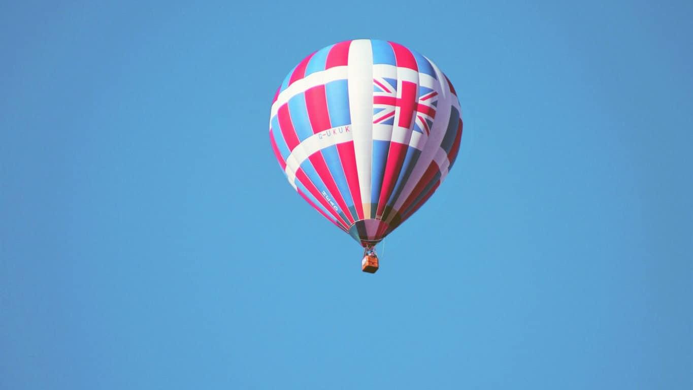 British Air Balloon