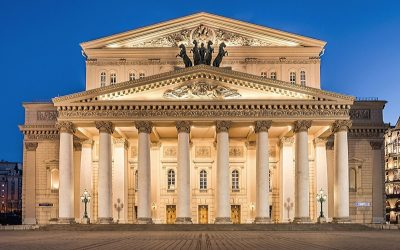 Why you should visit the Bolshoi Theater when in Moscow?