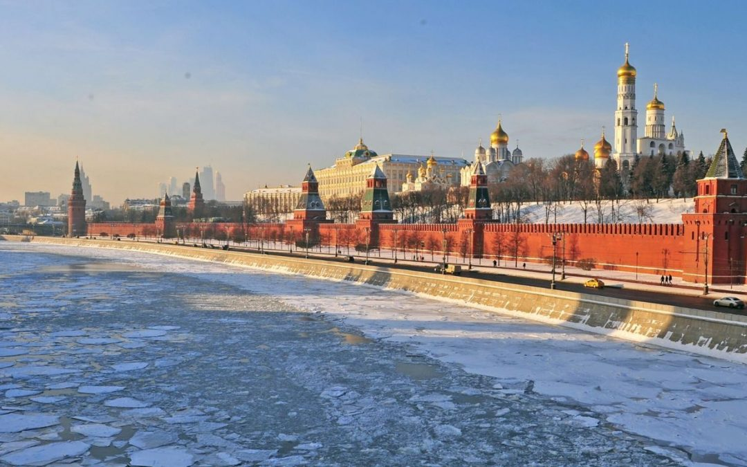 Fun winter activities in Moscow