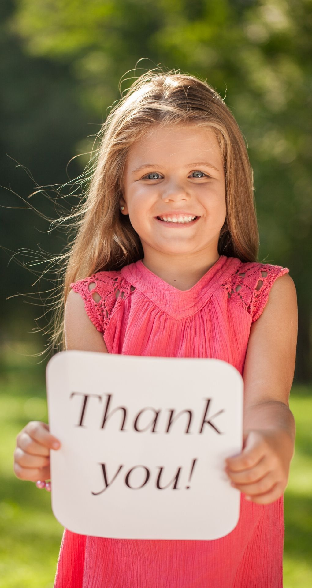 gratitude in children