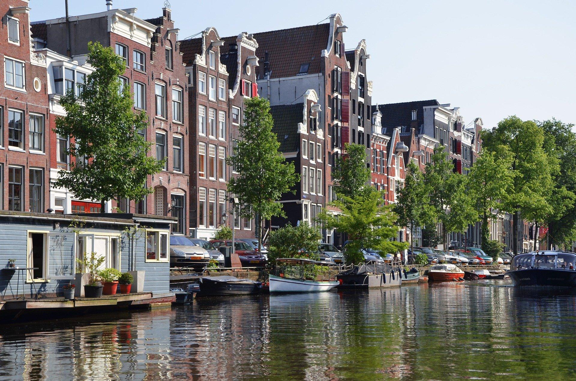 Nanny in Amsterdam