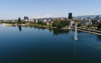 Full-time live-out nanny, for boy 3 and girl 19 months, Zug, Switzerland £800 npw